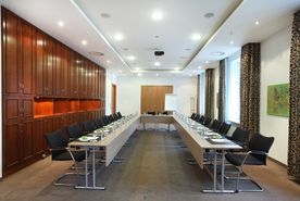 Conference room Empire  | Lindner Hotel & Residence Main Plaza - Frankfurt