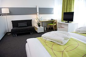 Junior Suite | Lindner Hotel & Sports Academy - Frankfurt