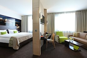 Junior Suite | Lindner Hotel Gallery Central - Bratislava